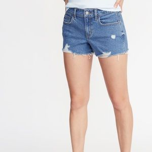 Old navy Jean Shorts size 0
